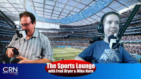 The Sports Lounge with Fred Dryer 9-20-17