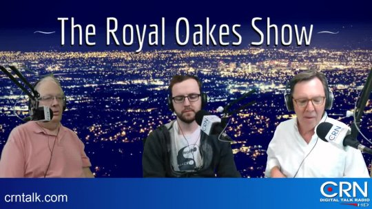 The Royal Oakes Show 9-23-17