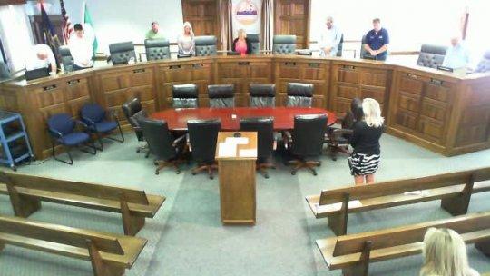 10-3-17 Council Meeting