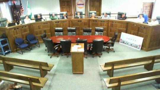 10-17-17 Council Meeting