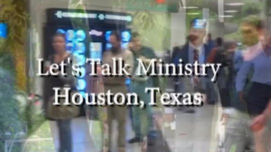 Let's Talk Ministry  Interview with Bishop Moses Belton,Sr