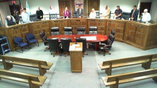 11-7-17 Council Meeting