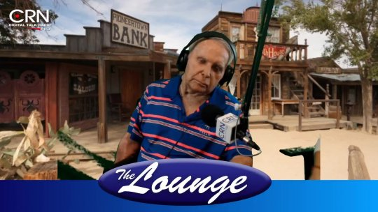 The Lounge w/ Robert Conrad 11-9-17 Hr. 2