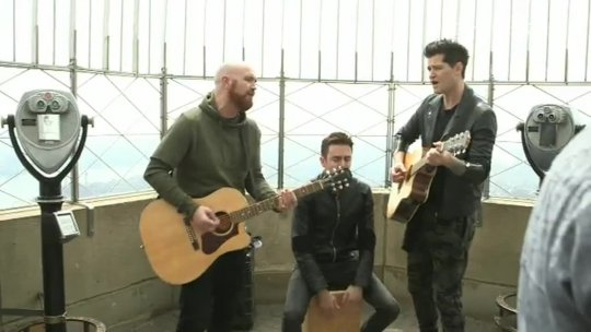 Backstage Access: The Script