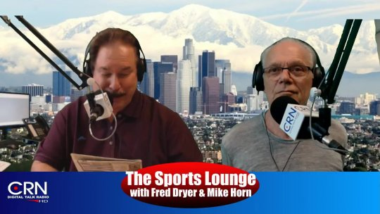 The Sports Lounge with Fred Dryer  11-29-17
