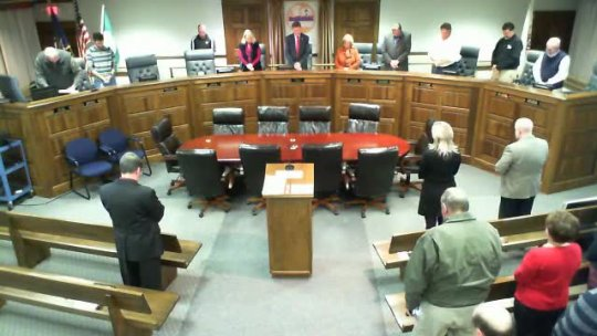 12-5-17 Council Meeting