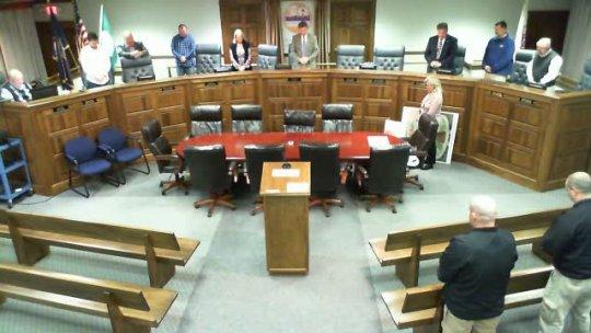 12-19-17 Council Meeting Part I