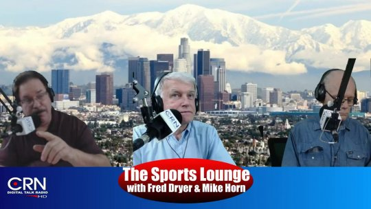 The sports Lounge with Fred Dryer 12-17-17