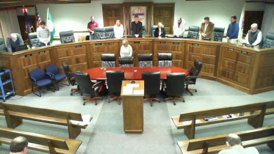 1-2-18 Council Meeting