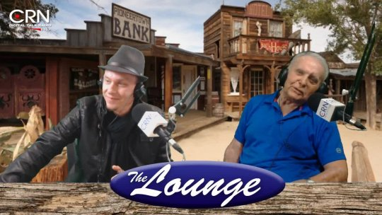 The Lounge with Robert Conrad 1-4-18 Hr. 2