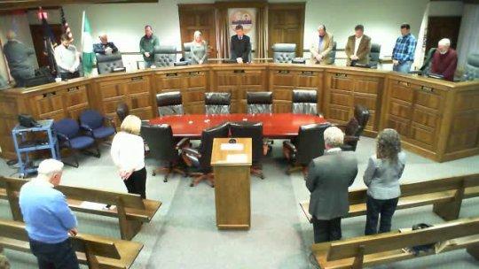 1-16-18 Council Meeting Part I