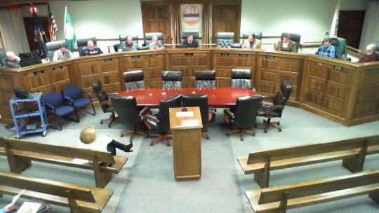 1-16-18 Council Meeting Part II