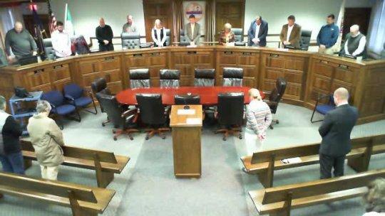 2-6-18 Council Meeting  PartI