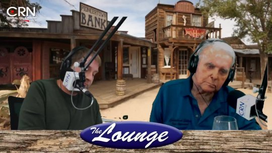 The Lounge with Robert Conrad Hour 2-22-18 Hr. 2
