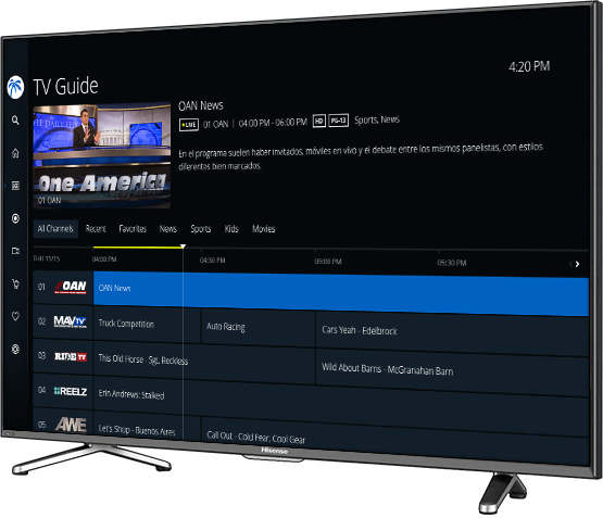 Over The Top Video Content and IPTV Services | TikiLIVE