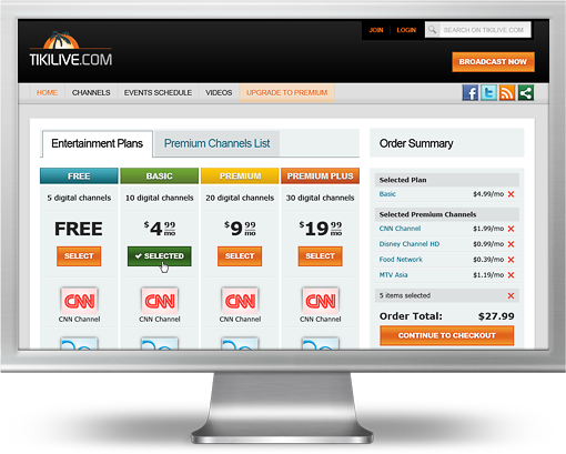 the worldwide iptv subscriber market 1q