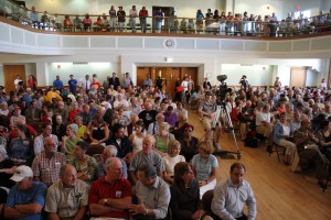 Why You Should Stream a Live Feed of Your Next Town Hall Budget Meeting